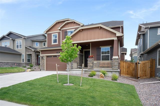 Photo of home for sale at 11791 Quarles Avenue W, Littleton CO