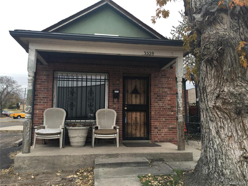 Photo of home for sale at 3601 Downing Street N, Denver CO
