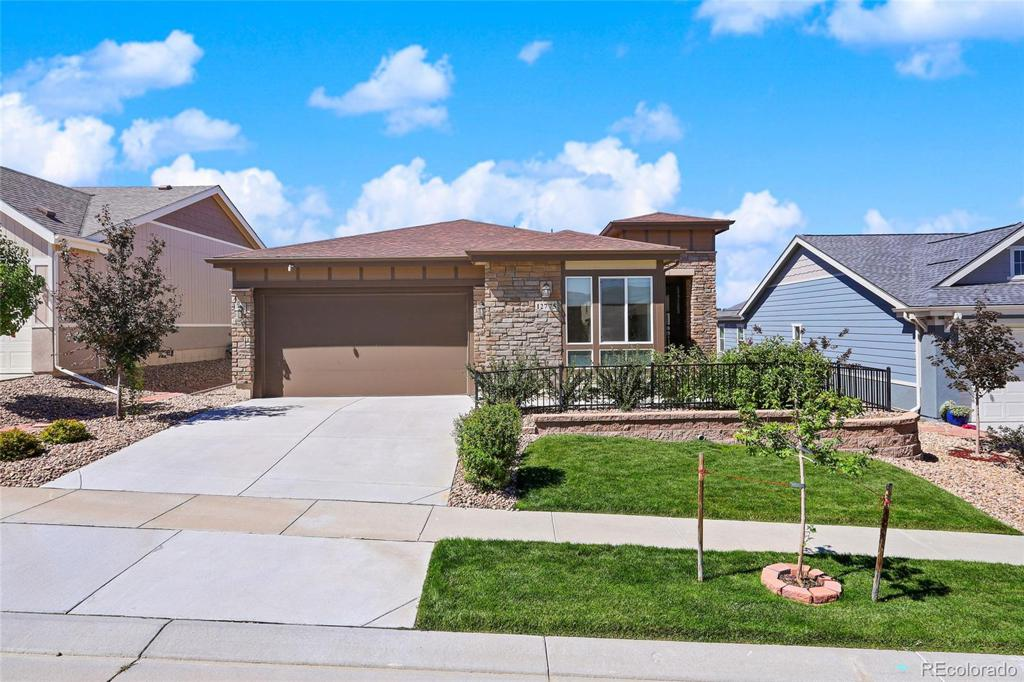 Photo of home for sale at 12775 Sandstone Drive, Broomfield CO