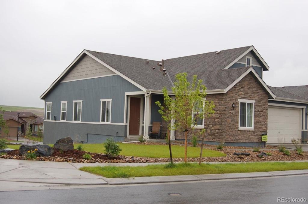 Photo of home for sale at 12483 Meadowlark Lane, Broomfield CO