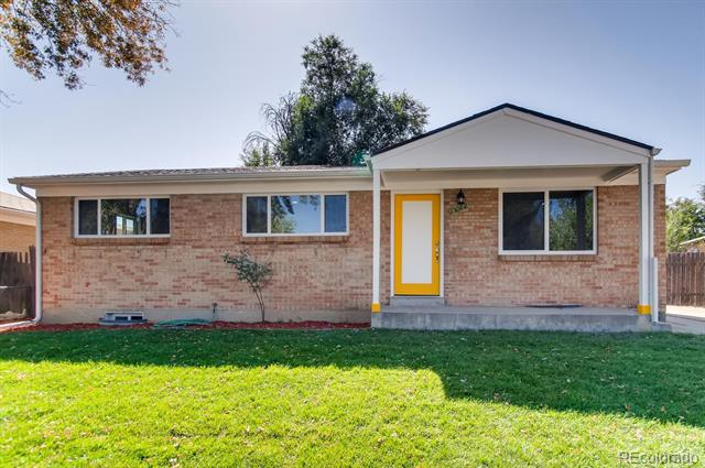 Photo of home for sale at 13082 Olmsted Place, Denver CO