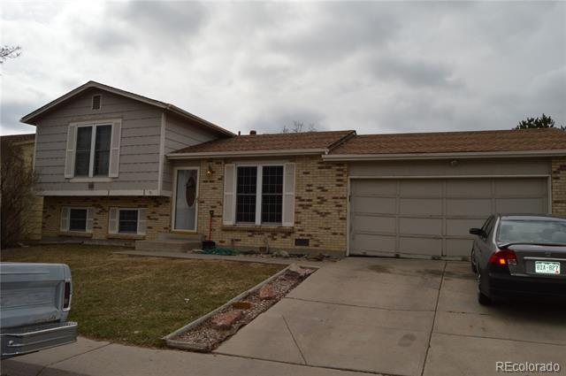 Photo of home for sale at 4378 93rd Drive E, Thornton CO