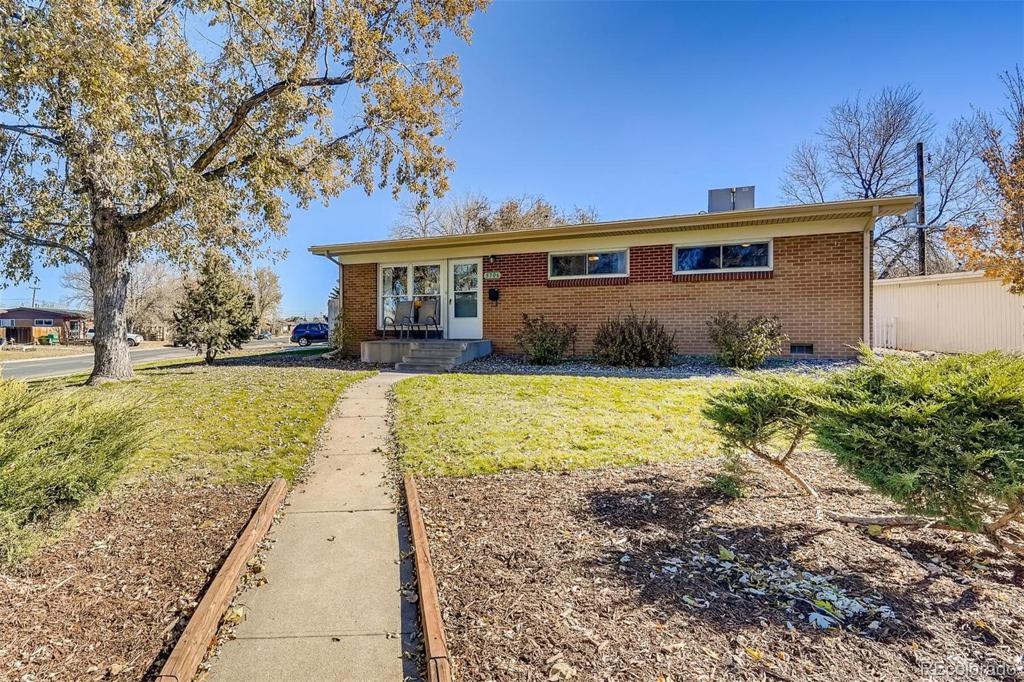 Photo of home for sale at 5706 Jellison Street, Arvada CO
