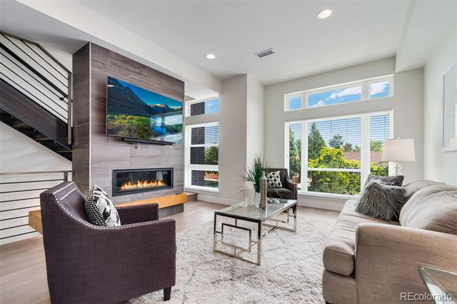Photo of home for sale at 1567 Perry Street, Denver CO