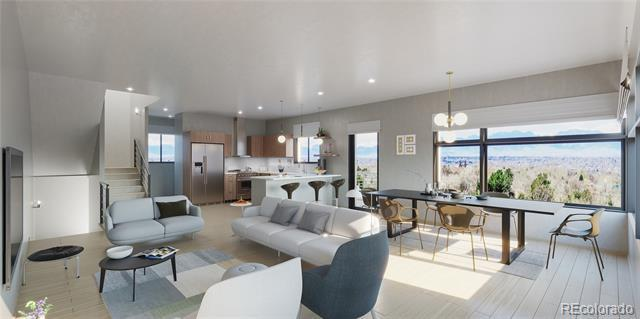 Photo of home for sale at 1270 Stuart Street, Denver CO