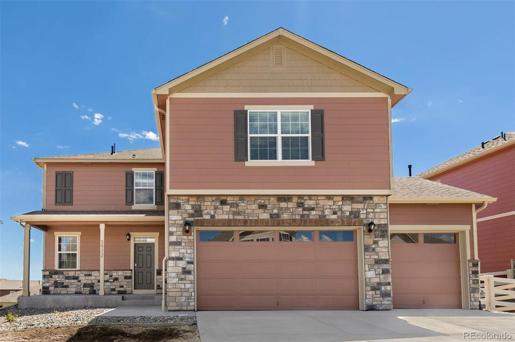 Photo of home for sale at 5436 Cedar Street, Firestone CO