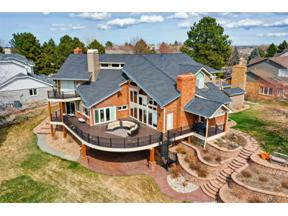 Property for sale at 55 Falcon Hills Drive, Highlands Ranch,  Colorado 80126