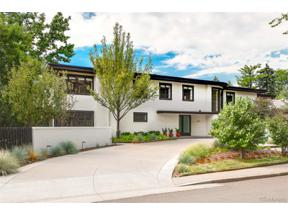 Property for sale at 545 Circle Drive, Denver,  Colorado 80206
