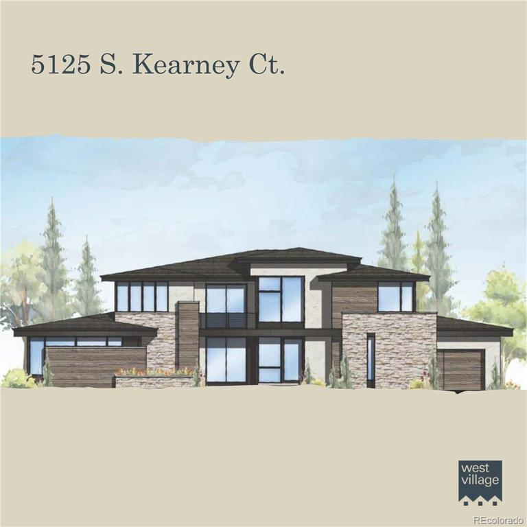 Photo of home for sale at 5125 Kearney Court S, Greenwood Village CO