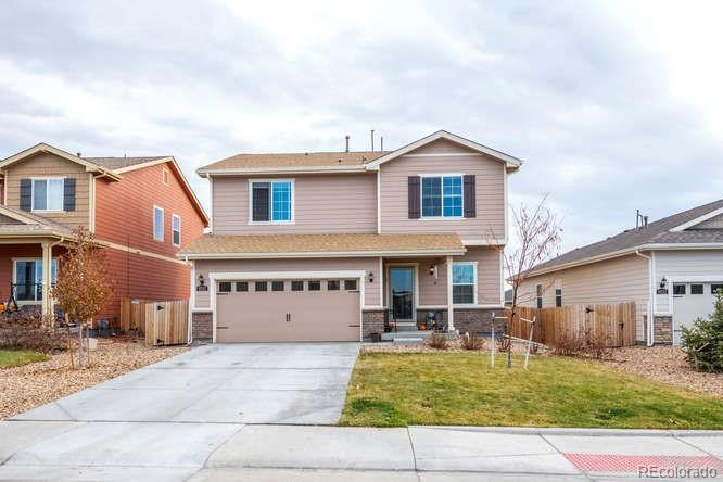 Photo of home for sale at 9532 Cherry Street, Thornton CO