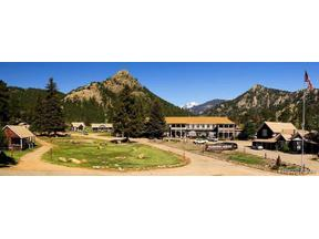 Property for sale at 600 West Elkhorn Avenue, Estes Park,  Colorado 80517
