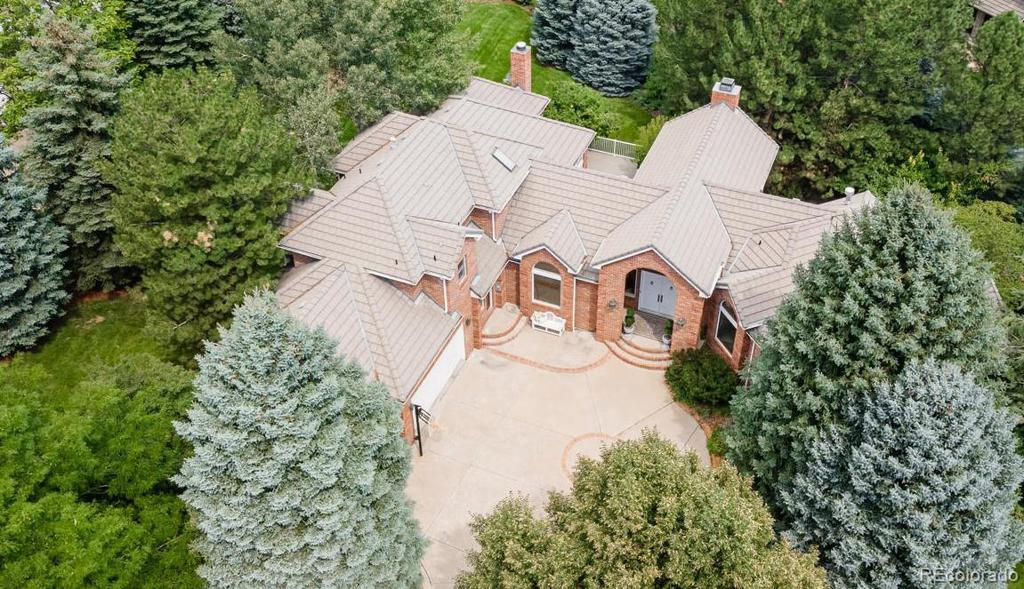 Photo of home for sale at 5151 Olive Court, Greenwood Village CO