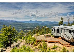 Property for sale at 10457 Tallberg Lane, Conifer,  Colorado 80433