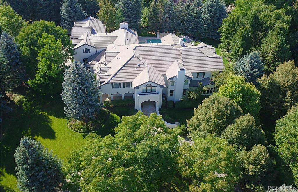 Photo of home for sale at 4903 Elizabeth Circle S, Cherry Hills Village CO