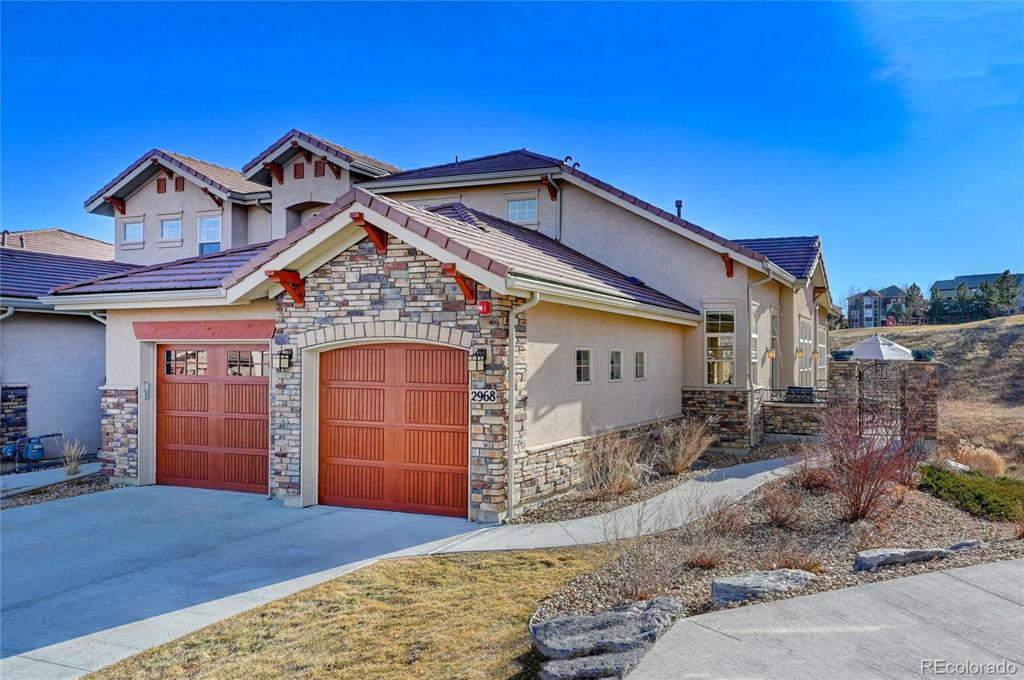 Photo of home for sale at 2968 Casalon Circle, Superior CO
