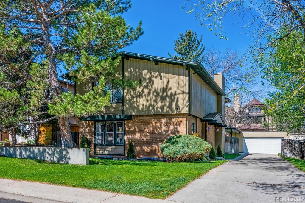 Photo of home for sale at 779 Pontiac Street, Denver CO