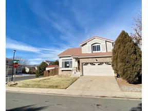 Property for sale at 1589 Spring Water Way, Highlands Ranch,  Colorado 80129