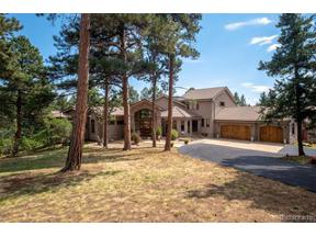 Property for sale at 20330 Rockwood Trail, Morrison,  Colorado 80465