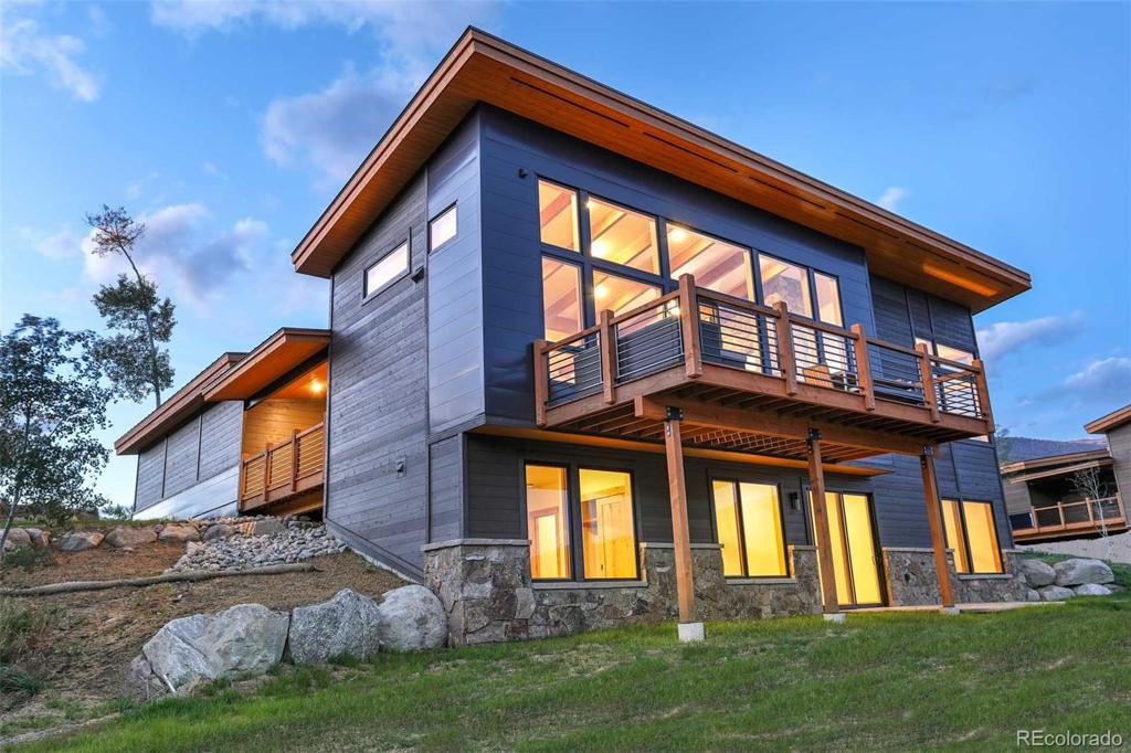 Photo of home for sale at 1179 Maryland Creek Road, Silverthorne CO