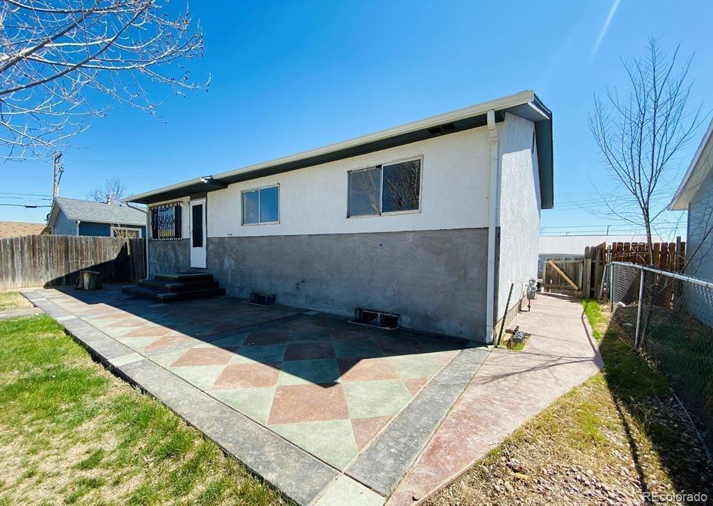 Photo of home for sale at 1806 22nd Street W, Pueblo CO