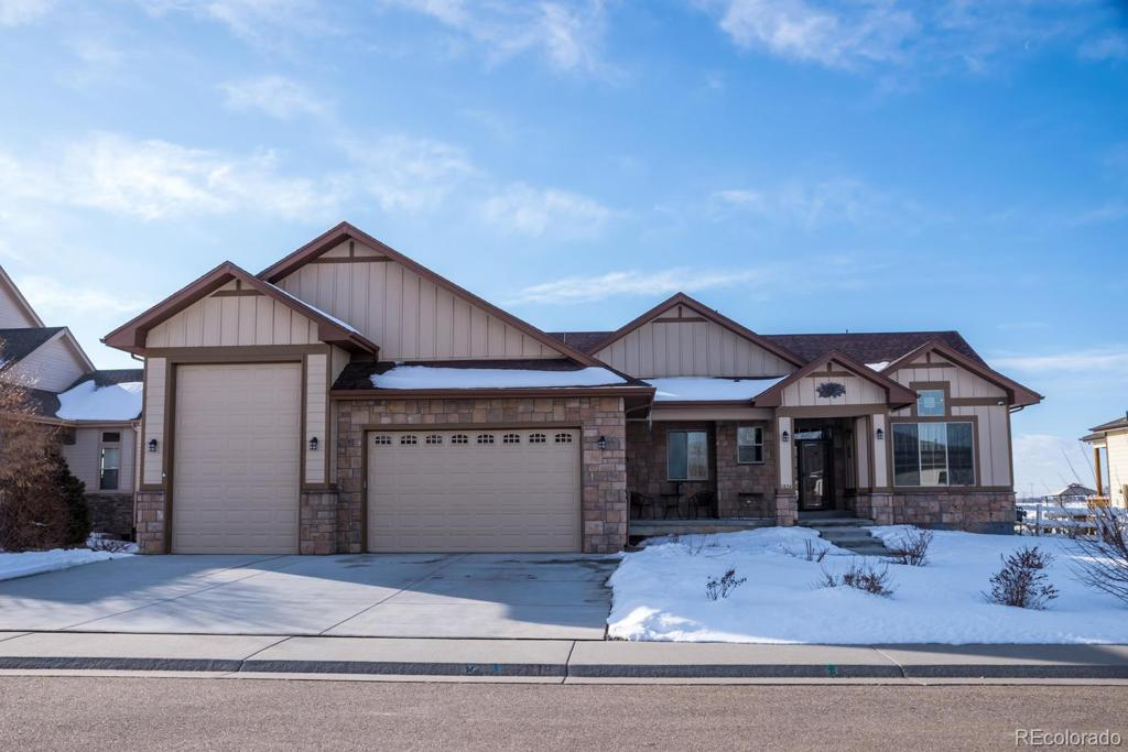 Photo of home for sale at 1824 Virginia Drive, Fort Lupton CO