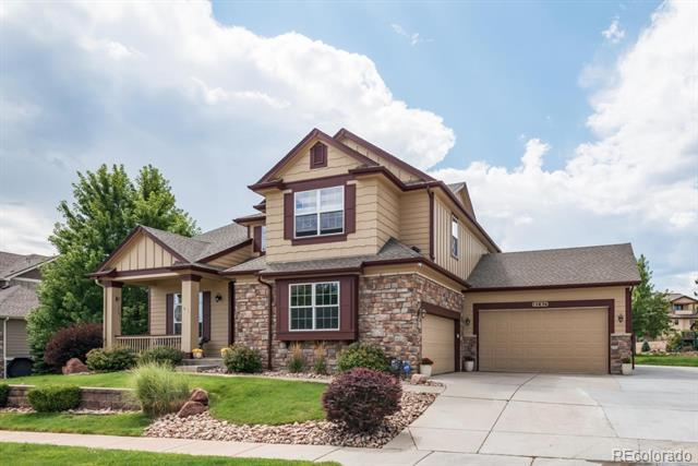 Photo of home for sale at 15836 74th Place W, Arvada CO