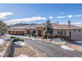 Property for sale at 28027 Meadowlark Drive, Golden,  Colorado 80401