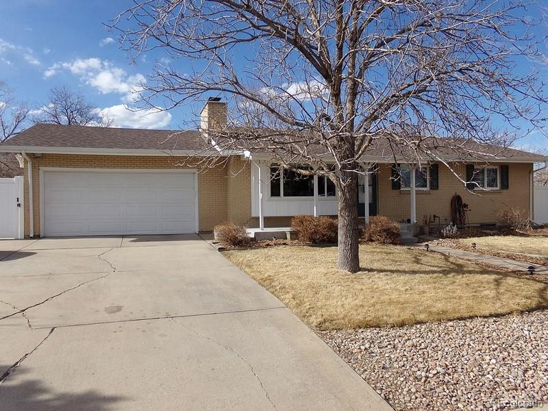 Photo of home for sale at 13601 Braun Drive, Golden CO