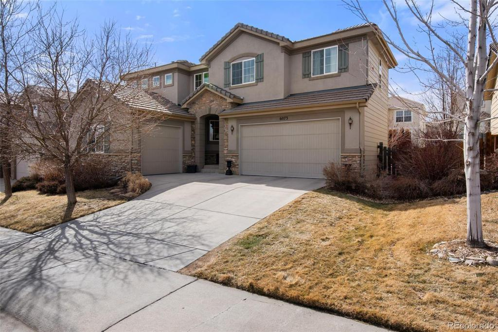Photo of home for sale at 6073 Paris Street S, Greenwood Village CO