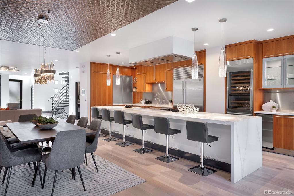 Photo of home for sale at 418 Detroit Street, Denver CO