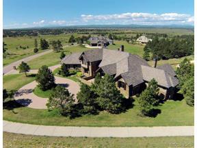 Property for sale at 8575 Witez Court, Parker,  Colorado 80134