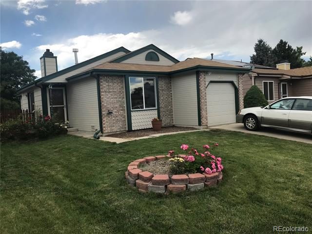 Photo of home for sale at 7617 Gray Way, Westminster CO