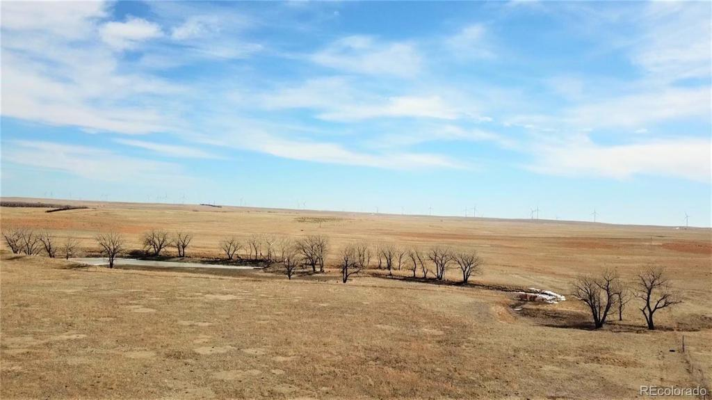 Photo of home for sale at 59 +/- Acres - Grassland, Matheson CO
