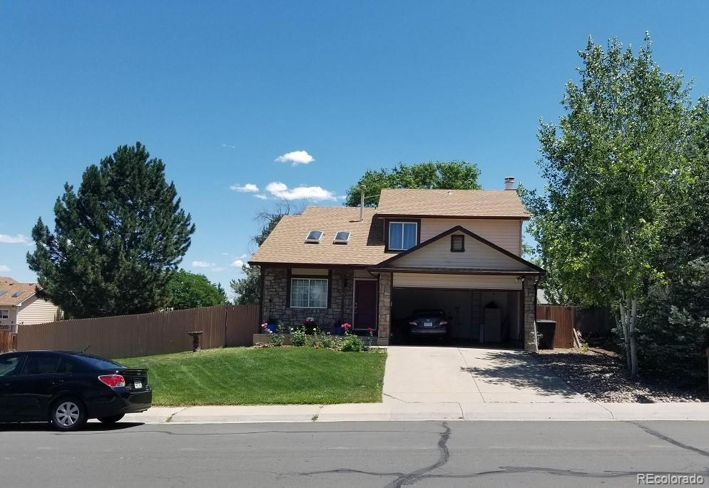 Photo of home for sale at 12098 Fairfax Street, Thornton CO
