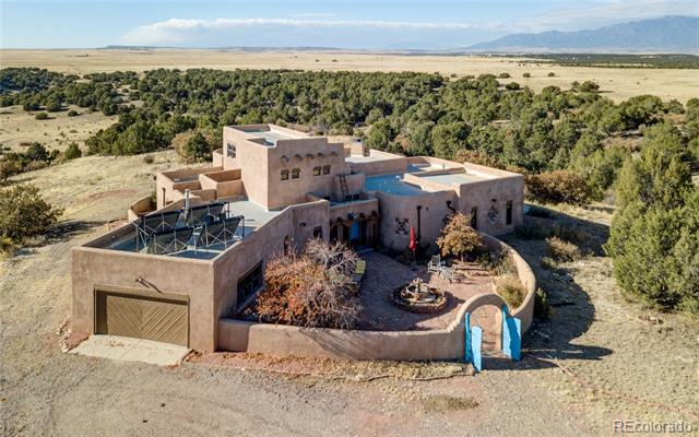 Photo of home for sale at 7708 Sunset Ridge Drive, Pueblo CO