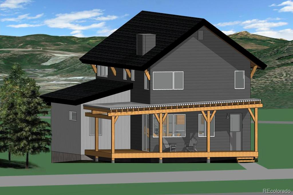 Photo of home for sale at 1865 Sunlight Drive, Steamboat Springs CO