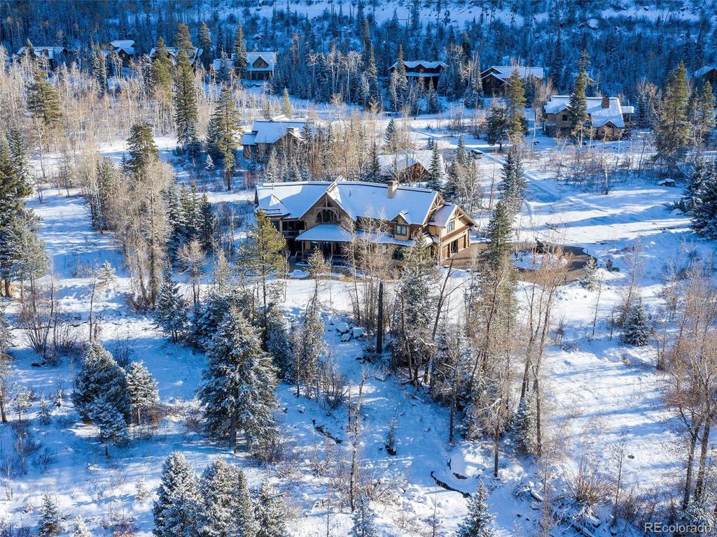 Photo of home for sale at 2853 Golf Stream Court, Steamboat Springs CO