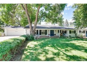 Property for sale at 3665 Everett Street, Wheat Ridge,  Colorado 80033