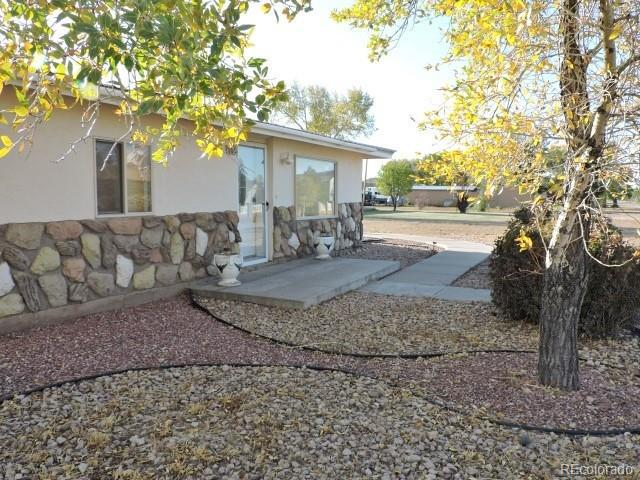Photo of home for sale at 701 Miranda Avenue, Fort Garland CO