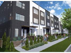 Property for sale at 3725 Jason Street, Denver,  Colorado 80211
