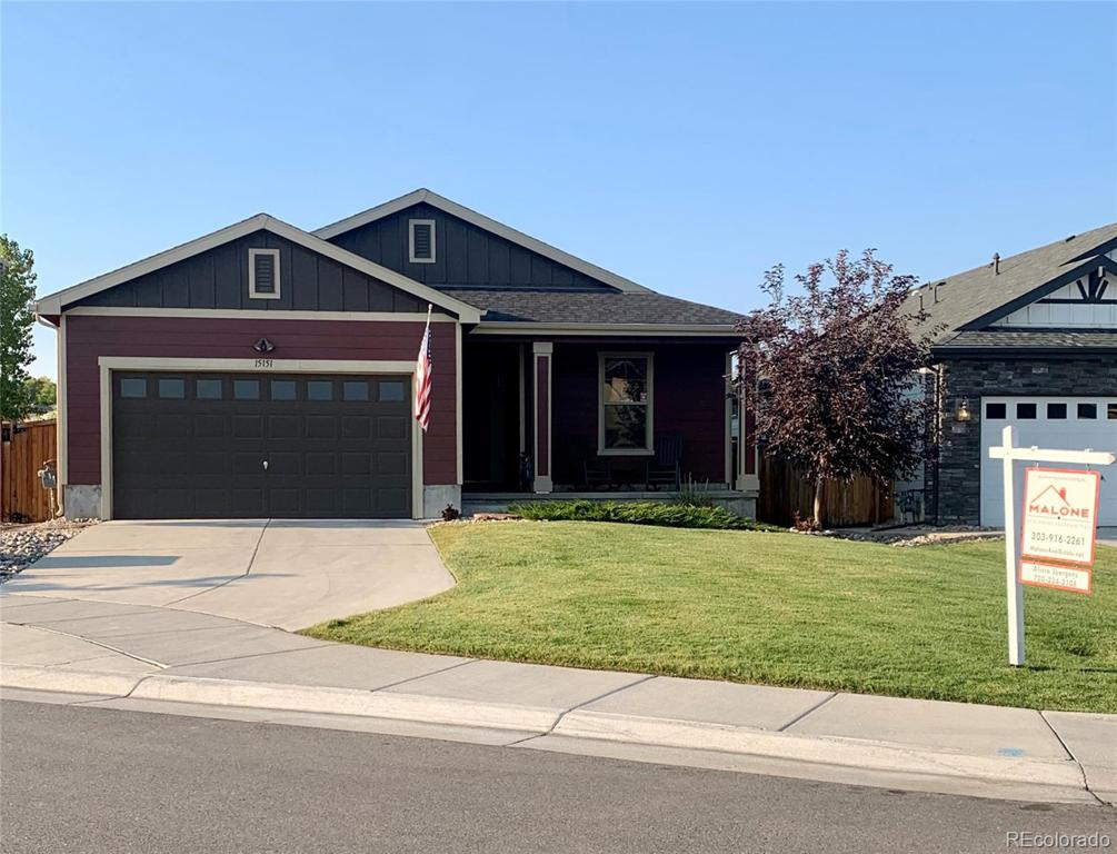 Photo of home for sale at 15151 70th Avenue W, Arvada CO