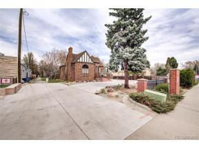 Property for sale at 5785 West 38th Avenue, Wheat Ridge,  Colorado 80212
