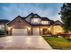 Property for sale at 10201 Knoll Circle, Highlands Ranch,  Colorado 80130