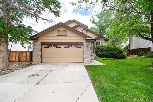 Photo of home for sale at 1260 Ascot Avenue, Highlands Ranch CO