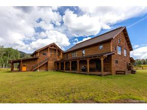 Property for sale at 16555 County Road 16, Oak Creek,  Colorado 80467