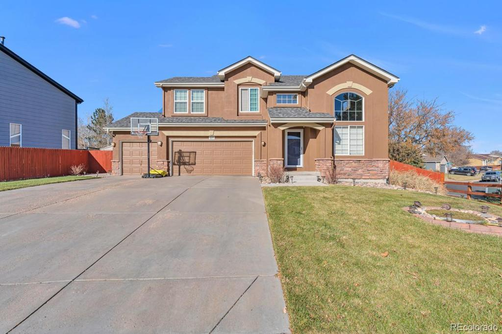 Photo of home for sale at 5297 130th Circle E, Thornton CO