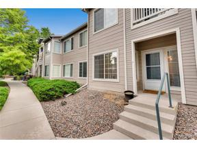 Property for sale at 3857 Mossy Rock Drive Unit: 101, Highlands Ranch,  Colorado 80126