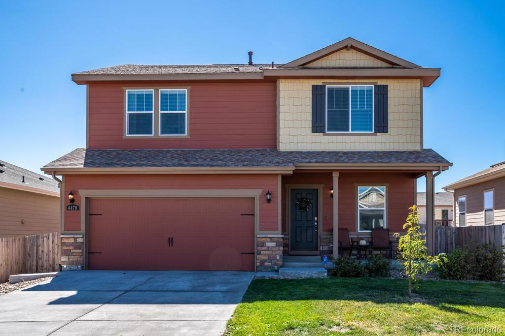 Photo of home for sale at 4478 95th Court E, Thornton CO