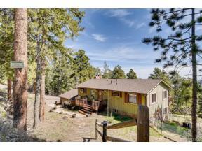 Property for sale at 8596 S Davco Drive, Morrison,  Colorado 80465