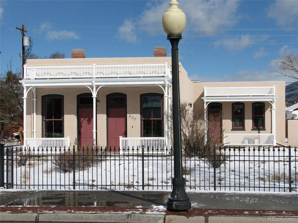 Photo of home for sale at 420 Main Street E, Buena Vista CO